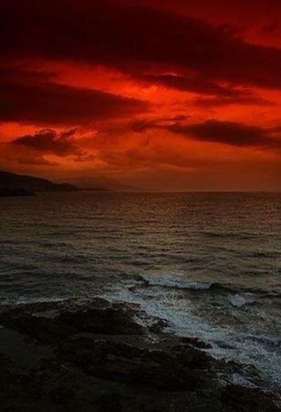 My Country In A Photo North Of Spain Autumn Colors Colours Capture The Moment Coast Basque Night Lights Nightphotography Beachphotography