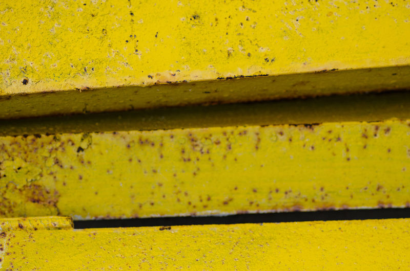 rusty metal surface for background purpose Yellow Full Frame No People Metal Close-up Backgrounds Rusty Textured  Pattern Day Outdoors Old Focus On Foreground Weathered Architecture Nature Bad Condition Wall - Building Feature Damaged Surface Level Concrete