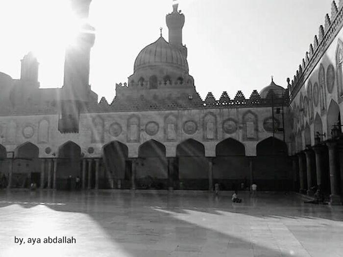 جامع_الأزهر تصويري ❤