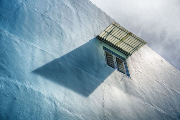 Architecture Building Exterior Built Structure Day Light And Shadow Low Angle View No People Outdoors Sky Wall - Building Feature Window The Architect - 2018 EyeEm Awards