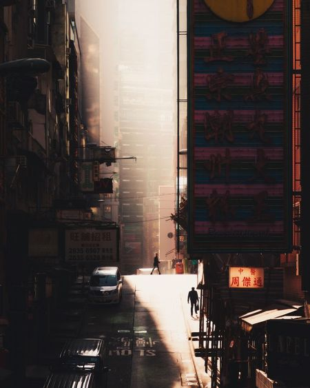 @itchban / itchban.com Hong Kong Light Architecture Building Light And Shadow Outdoors Street Street Photography The Street Photographer - 2018 EyeEm Awards