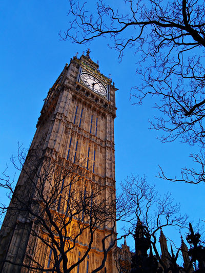 Big Ben at Blue