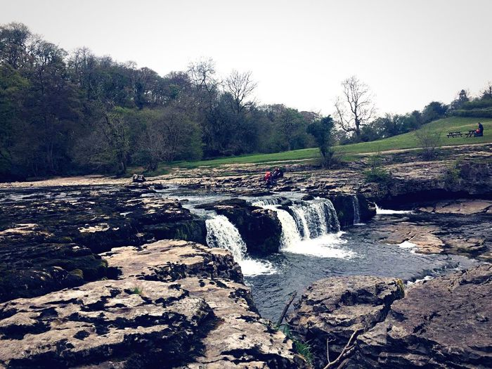 River Nature Waterfall Tree Outdoors Water Tranquility Day Forest Motion Scenics Landscape Beauty In Nature Sky Tranquil Scene Outdoor Photography English Countryside Peak District