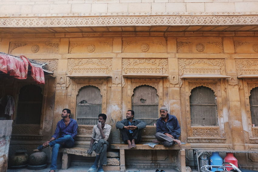 Siesta. (Jaisalmer, India) Medieval Reflect Streetphotography Travel India Human Rajasthan Wanderlust Earth Meditation Spirituality Wandering Curiosity Men