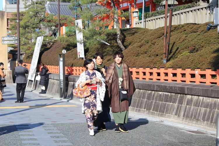 Japanese Culture Japanese Style Japanese Tradition KimonoStyle Kyoto, Japan People Photography Streetphotography Travel Destinations