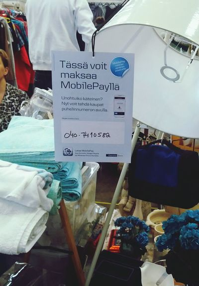 The new flea market transaction—pay with your phone number