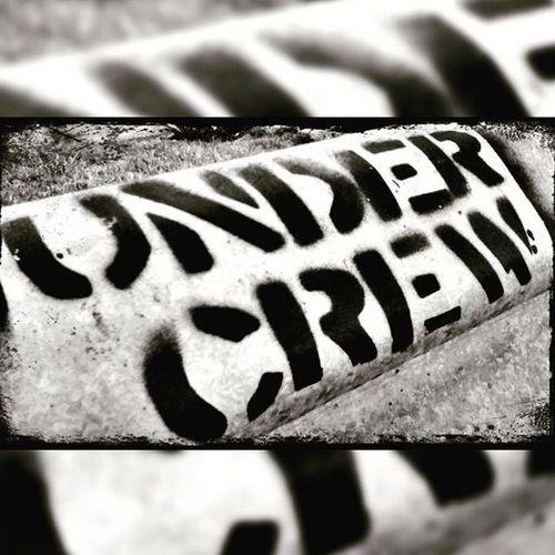 """""""Unidos Desde Entre Ríos, viejo, representamos desde los más grandes hasta los más pendejos!""""✊👊 UnderCrew 1DC Team Stencil Rprsnt HipHop FDRL Rap1DER"""