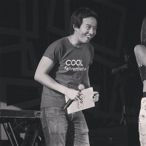CoolJ Arm Concert From  LastNight COOLMusicFest Loveactually 15ปีที่รักกัน COOLfahrenheit93 ArmWatcharapong