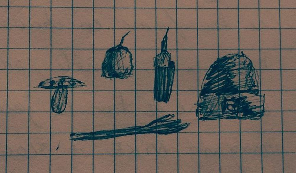 Drawingoftheday Draw Drawings Drawing Artisticcommunity Arts Art Artist Artistic Artistis Picture Picoftheday Pic Bonnet Apple Clippers Clipper Briquet Champignon Vintagestyle Vintage Vintagefashion