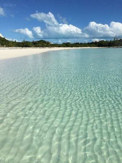 Caribbean The Purist (no Edit, No Filter) Beach EyeEm Nature Lover Sea Water Landscape Landscape_Collection Nature Relaxing Turks And Caicos