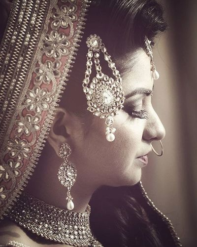 One Of The Most Beautifulbrides I Have Clicked Nonazarlagaing Gagans_photography