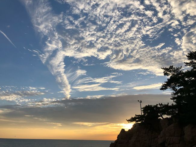 Sky Cloud - Sky Beauty In Nature Scenics - Nature Tree Plant Tranquility