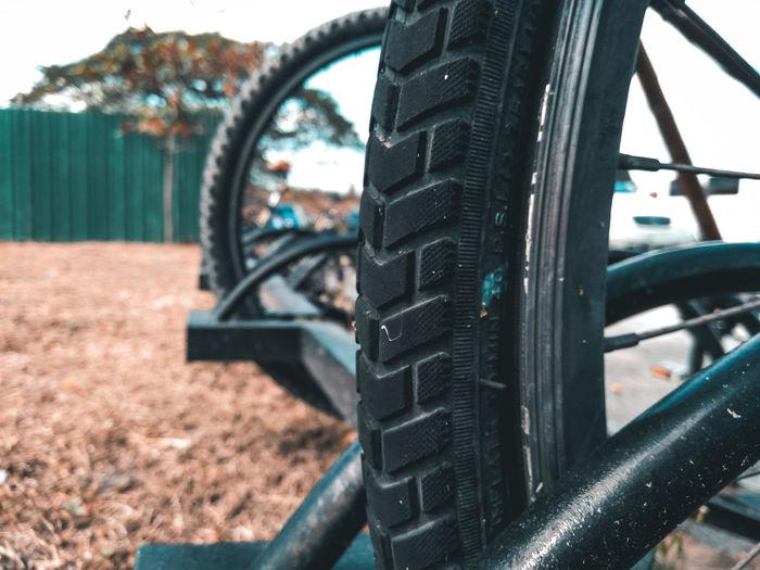 Abandoned bike lane Nokia  Shotonmynokia Open Bicycle Sad EyeEmNewHere Stories From The City
