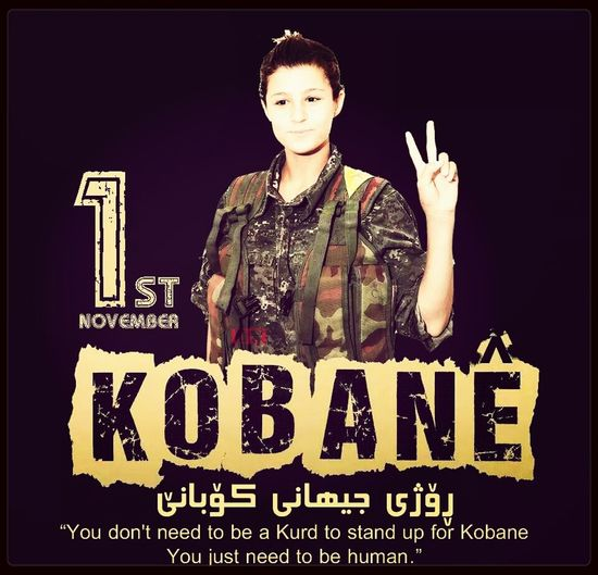 Kobani Golbal Day First Eyeem Photo
