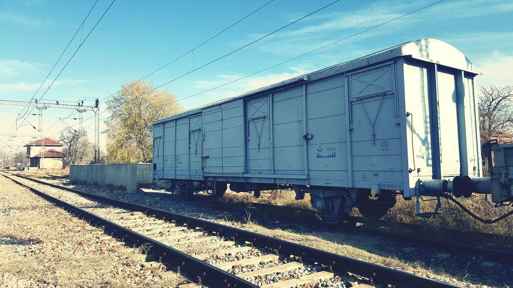 Train Field Inspection TCDD Railway Rail