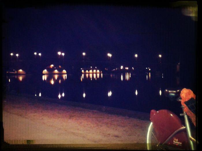 Toulouse by night, vélib, en amoureux First Eyeem Photo