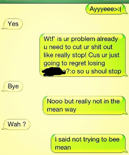 wat my friend does cuz she love me <33
