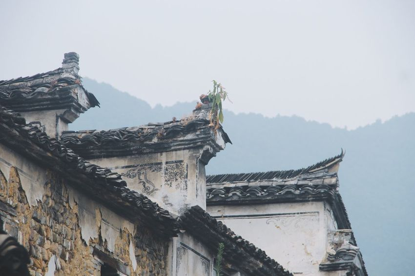 Roof Rooftop Architecture Architecture_collection Architectural Detail Historical Building Traveling In China