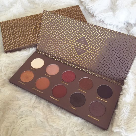 Zoeva palette Makeup Zoeva Cocoablend First Eyeem Photo