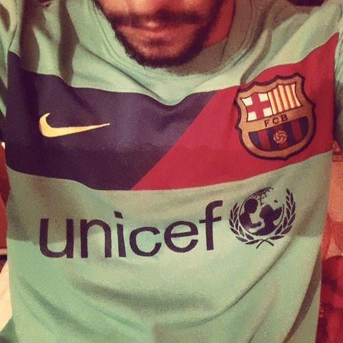 My favorite CATALUNIA shirt ???!!! TeamBarça FCB Barcelona Catalunia unicef beard football
