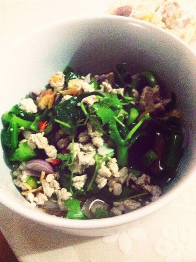 Thai Food Me, Cooking