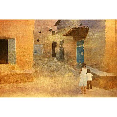 Da foto a dipinto...giocando con l'Iphone.. Viaggi e ricordi Marocco IPhone Viaggi Igers Myiphone Iphone65