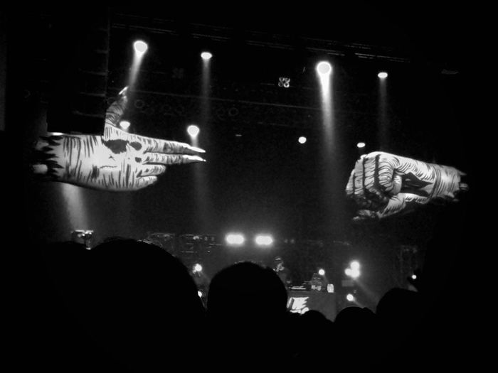 Run The Jewels Black And White Black And White Photography San Jose California Concert Arts Culture And Entertainment Nightlife Performance Crowd Rap Music El-p Killer Mike Rtj