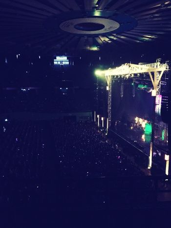 lush concert
