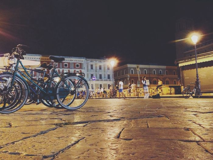 Serate estive Summer Night People City