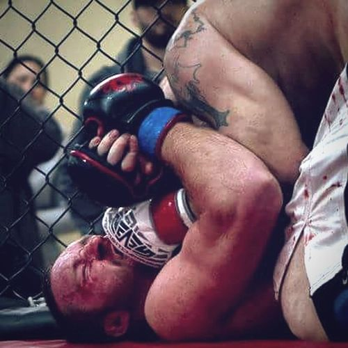 Badass MMA 👊✊ Fighters Mixed Martial Arts Me OnTop Asswhoopin Cagefighting Pnwisbest Vancouver Washington Gym Sport Adult Close-up War