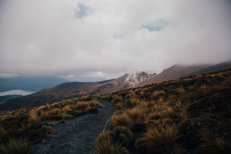 Tongariro Alpine Crossing, New Zealand New Zealand Scenery New Zealand Landscape Tongariro Alpine Crossing Tongariro Crossing Landscape Nature New Zealand No People Outdoors Scenics Tongariro Tongarironationalpark The Great Outdoors - 2018 EyeEm Awards