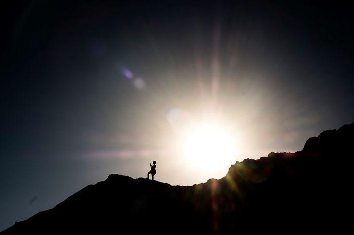 Sunset in the Atacama Desert Explore Explore The World Adventure Globetrotter Southamericatrip Southamerica Chile Traveler Travel Travel Destinations Inspired Nature Atacama Desert Sanpedrodeatacama Silhouettes Silhouette Sunset Mountain Nature Hiking Scenics Beauty In Nature Sunlight An Eye For Travel Go Higher Go Higher