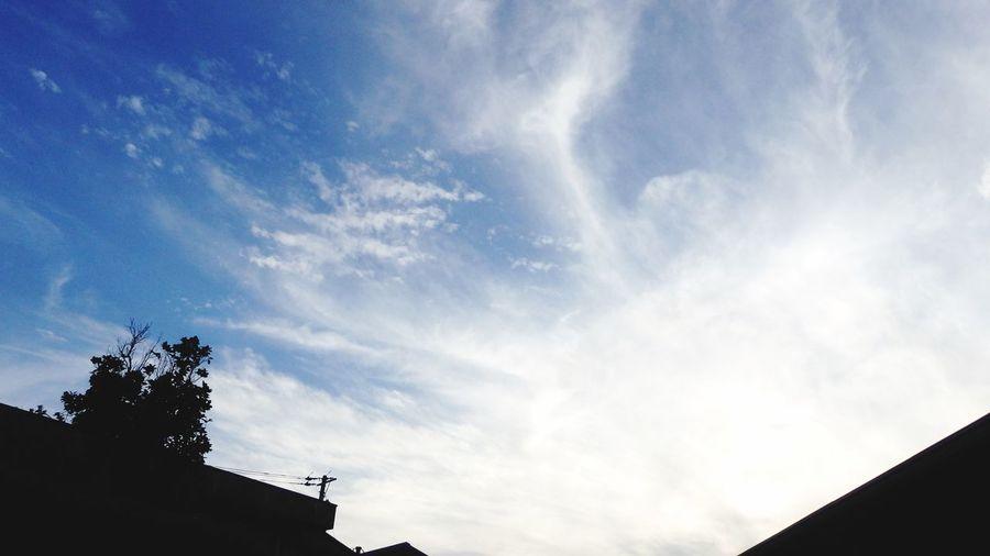八丈島 Hachijo-island Japan Beautiful Sky Clouds Blue White Clouds And Sky