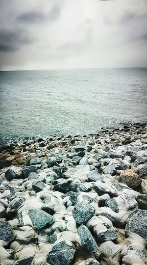 Stones & Sea