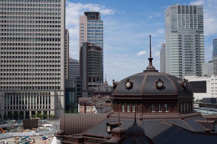 Tokyo Station Station Train Station Olympus Olympus Om-d E-m10 Brick Wall Brick Building Buildings Tokyo Station