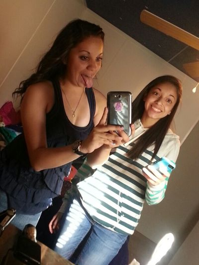 My Sister And I (: