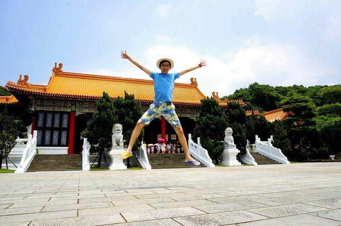 Taiwan Jamp! Yeah!