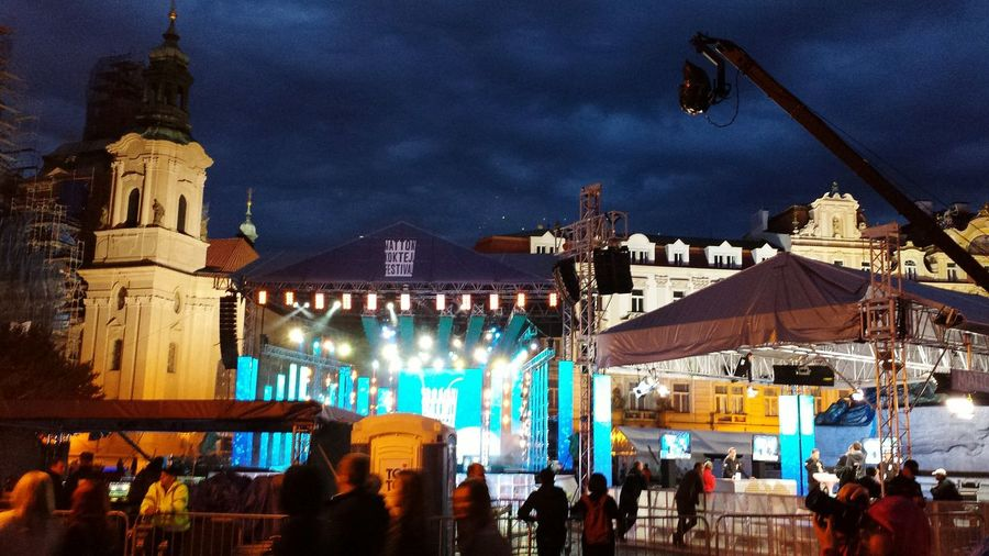 PRAGUE Festival time. Party Time! My Colourful World Amazing Architecture Altstadtleben Schöne Städte