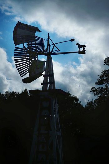 Horses Windmill Color Photography Rural America Rural Exploration On The Road Check This Out A Day In The Life Sky_collection Look Up