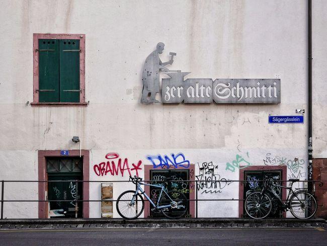 Architecture Basel, Switzerland Bycicle Lovers Flaneur Kleinstadt Switzerland🇨🇭 Velo Bikes Bycicle Photography Fassadengestaltung Kleinstadtgefühle Oldtown Parkedbikesoftheworld Soloparking Switzerland❤️ Urbanphotography Urbanromantic Urbanromantix