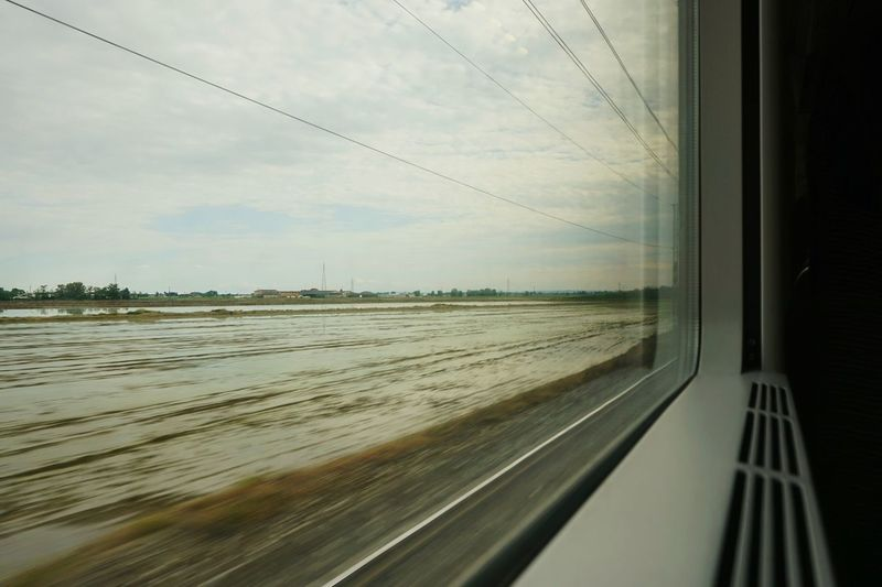 From the Train Window n.1   Capturing Movement The Moment - 2015 EyeEm Awards The Traveler - 2015 EyeEm Awards The Great Outdoors - 2015 EyeEm Awards The Action Photographer - 2015 EyeEm Awards  