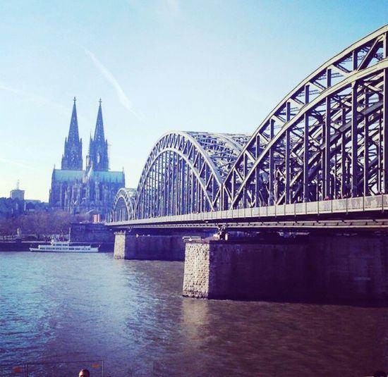 Köln Bluesky First Eyeem Photo