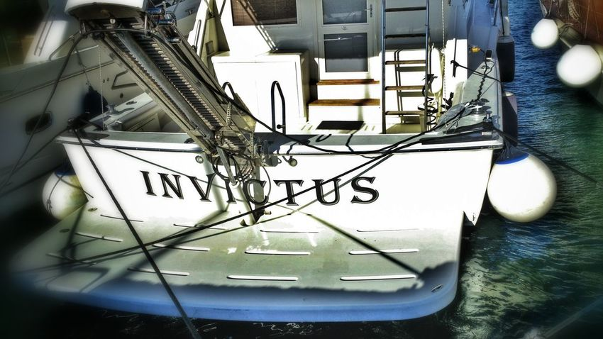Invictus Sail Away, Sail Away