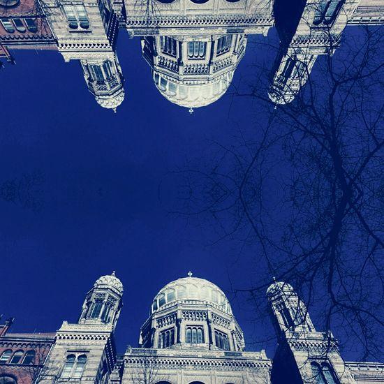 Blue Wave Blue Sky Bluesky Bluemotion Luizaprado Architecture