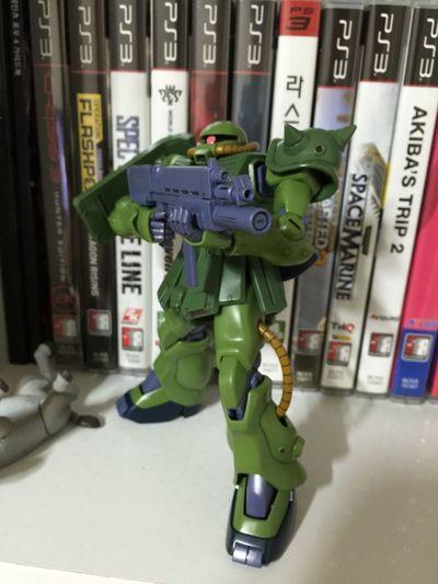 my new hobby! zaku 👍🏼 Gundam Zaku Gunpla