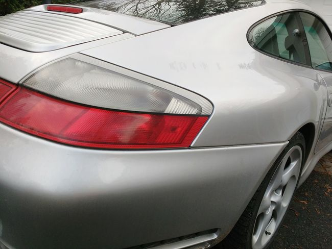 Porsche Carrera 4S Porsche Porsche 911 Carrera Car Eye4photography  EyeEm Best Shots EyeEmBestPics EyeEm Best Edits EyeEm Gallery Automobile Supercar Tailight Popular Photos EyeEm Photography Photo Fast Silver