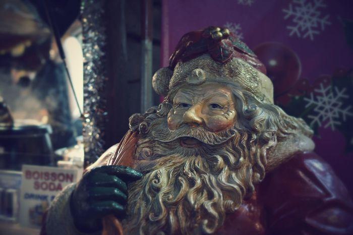 Père Noël Christmas Chrismas Market