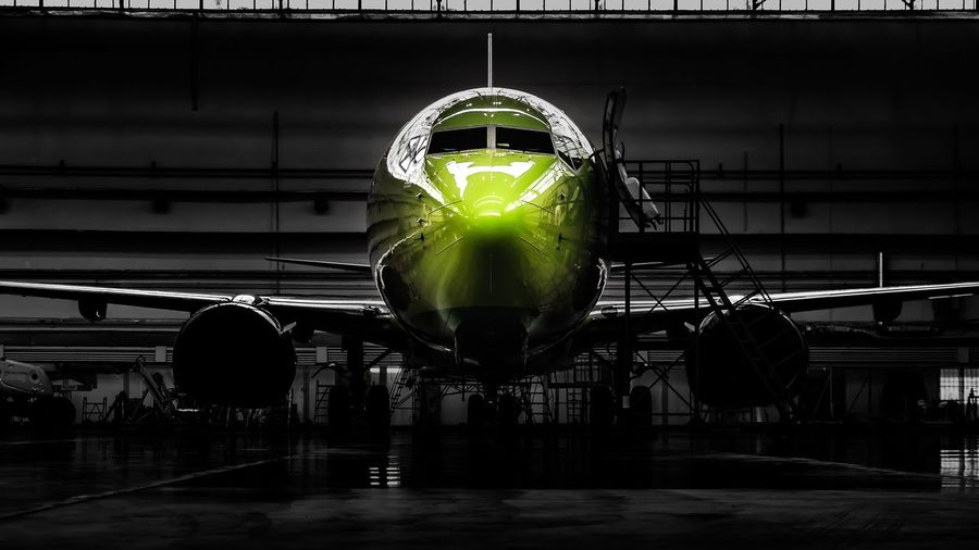 Boeing 737 S7