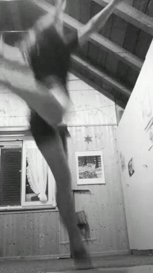 Dancing Dream Black & White