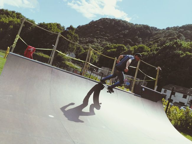 Skate shadow 3 Surfsnowdonia People Adult One Person One Man Only Adults Only Adventure Young Adult Silhouette Shadow Skater Skateboarding Skateboard Halfpipe Skateboard Park Leisure Activity Extreme Sports Love Yourself